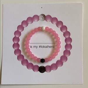 Pink Lokai medium